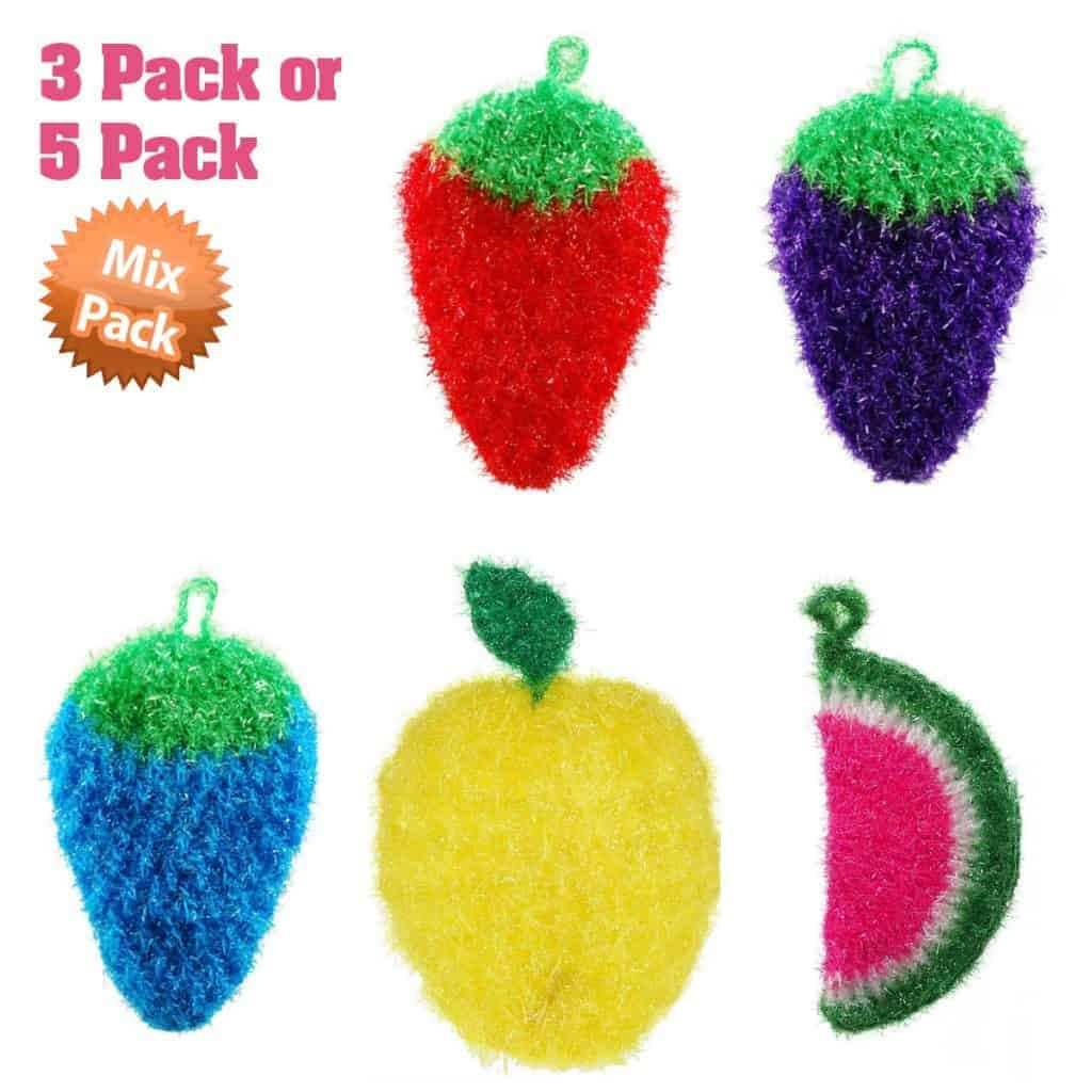 3 pack or 5 pack mix