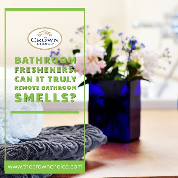 Bathroom Fresheners: Can It Truly Remove Bathroom Smells?