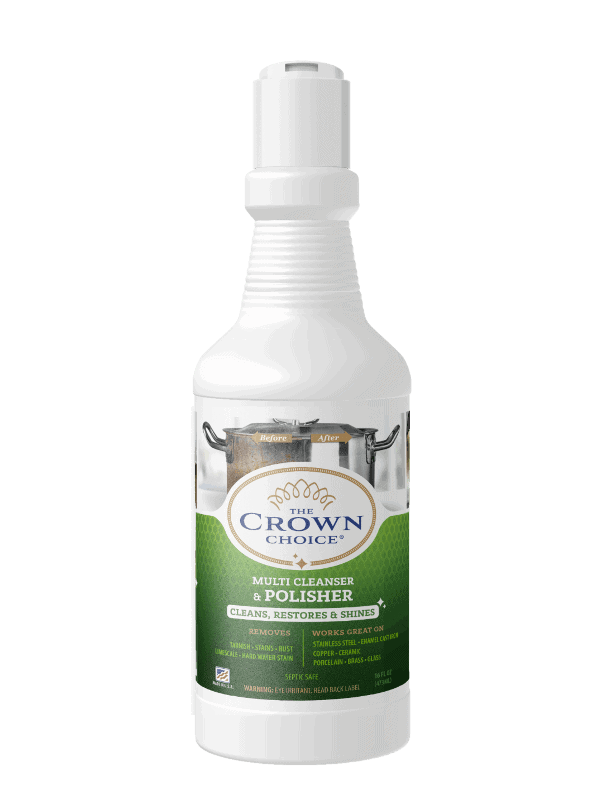 The Crown Choice Power Cleanser. Best Bar Keepers Friend Alternative 2