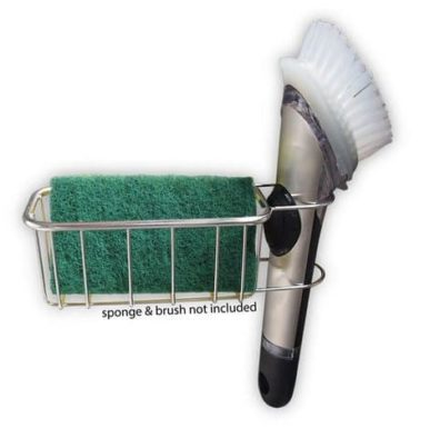 best sink caddy sponge holder brush caddy