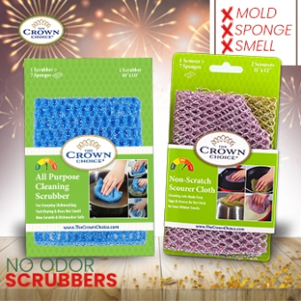 no odor SCRUBBERs