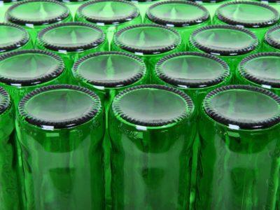 Sanitizing Beer Bottles