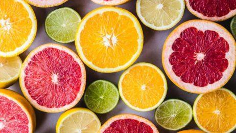 citrus scent air freshener essential oil gift set