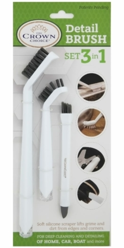 Best tile cleaning brush combo – 4 piece set 6
