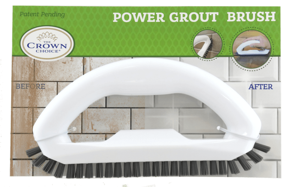 tile grout brush