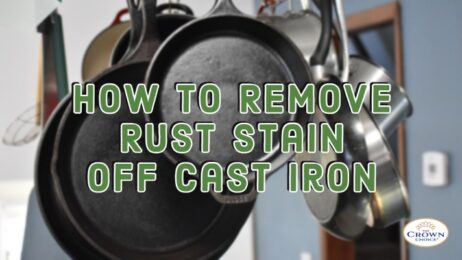 Remove Rust Stain