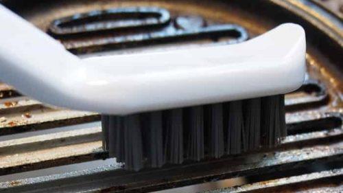 indoor grill brush